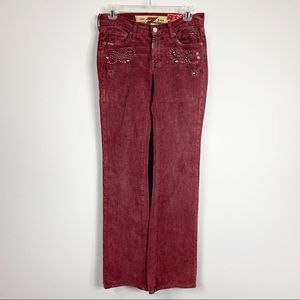 7 For All Mankind Great China Wall Bootcut Jeans
